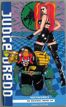 Virgin : Judge Dredd Wetworks