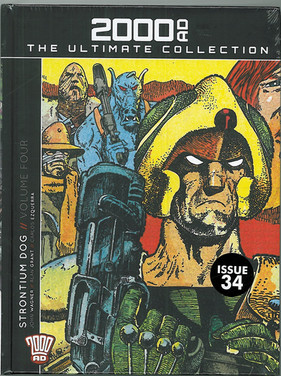 2000ad The Ultimate Collection: Strontium Dog Volume Four