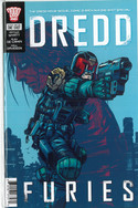 Judge Dredd: Furies