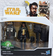 Twin Pack Lando & Kessel Guard