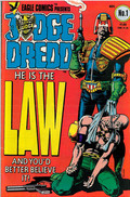 Judge Dredd  1