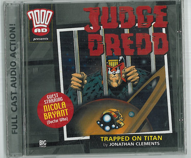Judge Dredd: Trapped on Titan