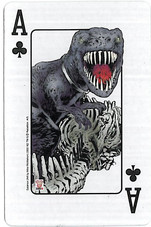 Playing Cards SFX: Ace of Clubs