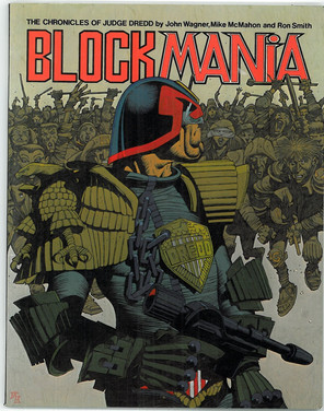 The Chronicles of Judge Dredd - Blockmania