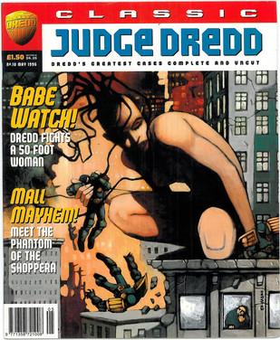 Classic Judge Dredd 10