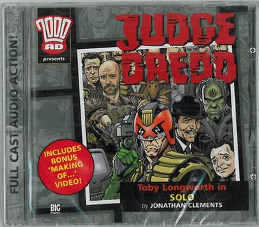 Judge Dredd: Solo