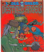 The Chronicles of Judge Dredd - Judge Dredd - Destiny's Angels