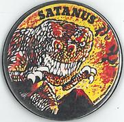 Satanus Badge 1978