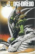 Judge Dredd 9 Cover RI