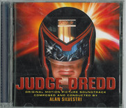 Judge Dredd 1995 Soundtrack CD Special Edition