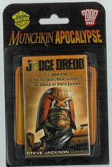 Munchkin: Judge Dredd Retail Pack