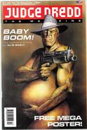 Judge Dredd Megazine Vol 1 Number 15