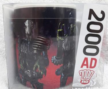 Dark Judges Mug