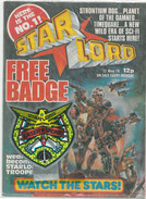 Starlord 1 Laser Specialist Badge