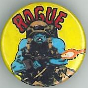 Rogue Trooper Yellow Badge Eighties