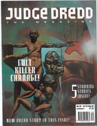 Judge Dredd Megazine Vol 2 Number 33