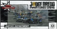 Mongoose: Boxset Justice Department