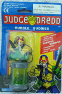 Judge Dredd with Daystick Bubble Buddies (String Attached)