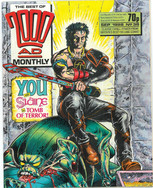 Best of 2000ad Monthly 36