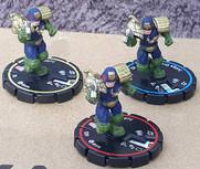 Heroclix: Judge Dredd