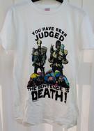 Judge Death and Judge Mortis T-Shirt