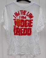 "Judge Dredd ""I Am The Law"" T-Shirt"