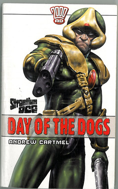 Strontium Dog Day of the Dogs