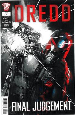 Judge Dredd: Final Judgement 2