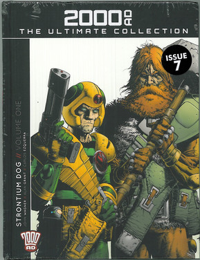 2000ad The Ultimate Collection: Strontium Dog Volume One