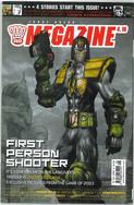 Judge Dredd Megazine Vol 4 Number 16