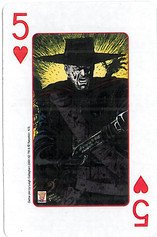 Playing Cards SFX: Five of Hearts