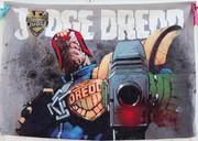 Judge Dredd Pillow Case
