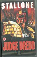 Judge Dredd 1995 VHS