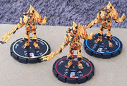 Heroclix: Judge Fire Set