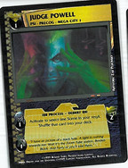 Dredd CCG: Judges - Judge Powell