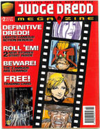 Judge Dredd Megazine Vol 3 Number 2