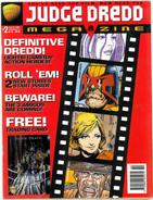 Judge Dredd Megazine Vol 3 Number 2