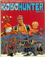 Robo-Hunter Book 2
