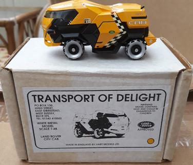 Yellow Taxi from Judge Dredd Film