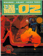 The Chronicles of Judge Dredd - Judge Dredd in OZ