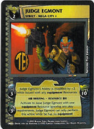 Dredd CCG: Judges - Judge Egmont