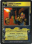 Dredd CCG: Judges - Judge Egmont