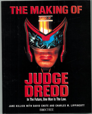 Making of Judge Dredd 1995