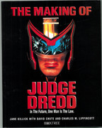 Making of Judge Dredd 1995