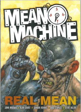 Mean Machine - Real Mean