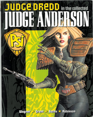 Judge Anderson: The Collected Judge Anderson