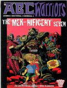 The ABC Warriors - The Mek-nificent Seven