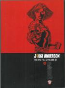 Judge Anderson: The PSI Files Volume 1