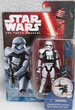 First Order Stormtrooper Squad Leader