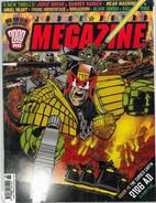 Judge Dredd Megazine Vol 5 Number 218 Cover 2 of 2
